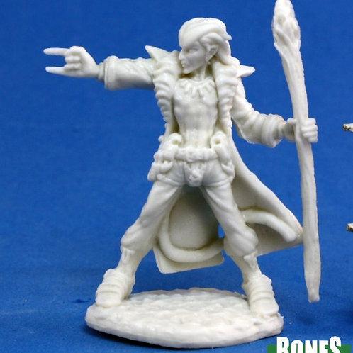 Reaper Bones Damien Hellborn Wizard 77149