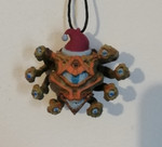 Buy Santa Beholder Christmas Tree Decoration / Ornament from Mystic Piegon Gaming
