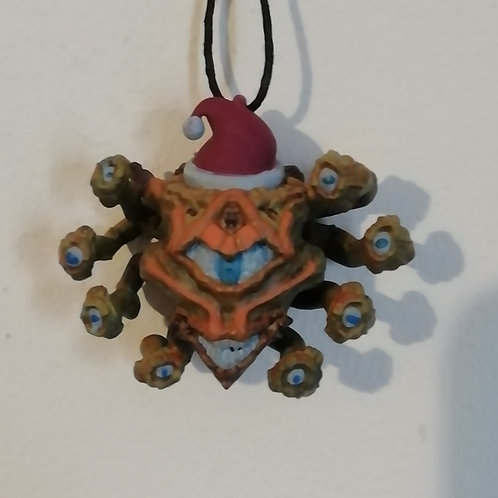 Santa Beholder Christmas Tree Decoration / Ornament