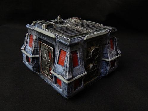 Sci Fi Lab/Bunker modular building