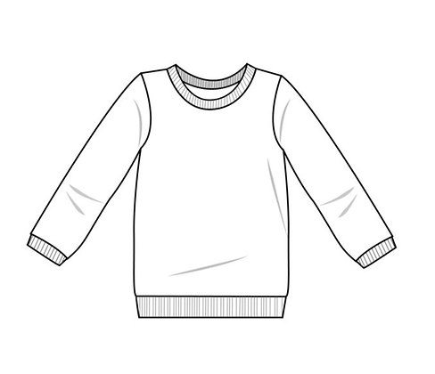 Basic Fleece Sweaters