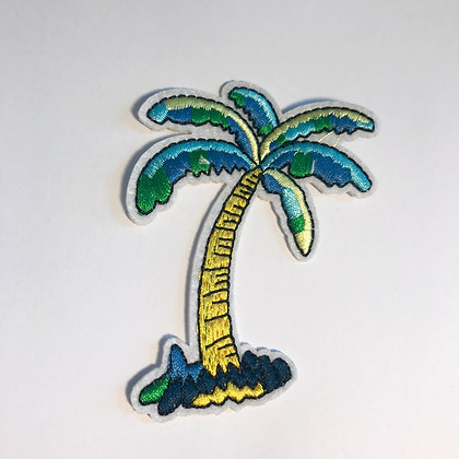 Large Palm Tree Patch Add On