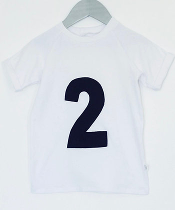 ADD ON- Large Letter Or Number (SEWN ON)