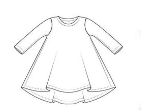SALE Tee Dresses
