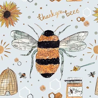 Honey Bee Dungarees