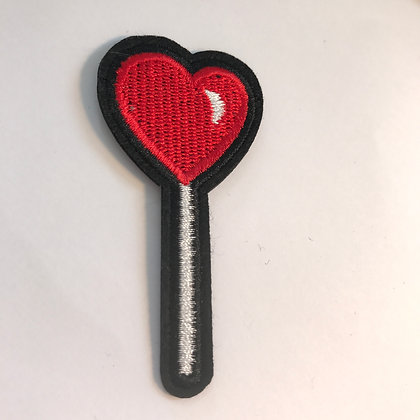 Heart Lolly Patch Add On