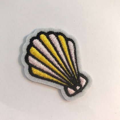 Pink/Yellow Shell Patch Add On
