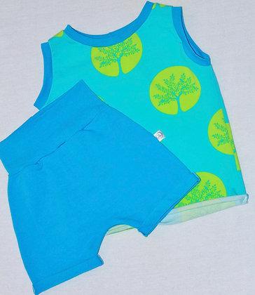 Basic Harem Shorts