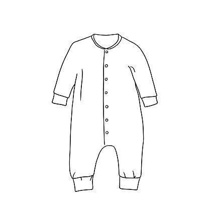 Buttondown Romper (All Sleeve Lengths)