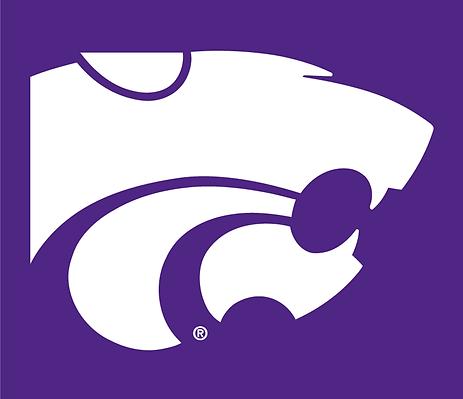 Kansas State University Wild Cat logo