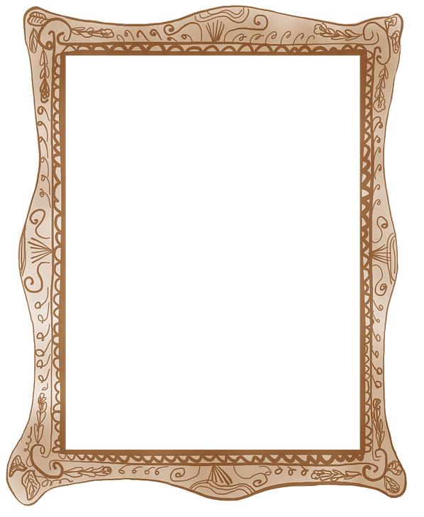 frame for the soul portrait