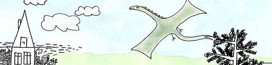 Children' book - Ljuba the Dragon