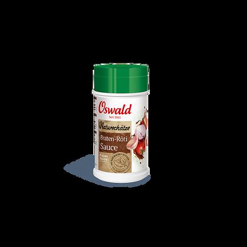 Sauce de rôti aux ingrédients naturels