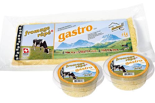 Gruyère râpé AOP Gastro fin