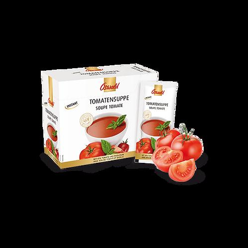 Soupe tomate instantanée