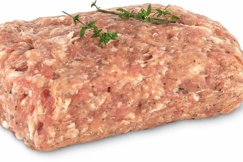 Rôti haché de porc