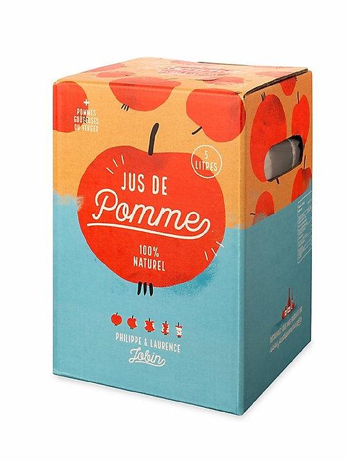 Jus de pomme ( 5 litres )