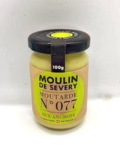 Moutarde aux anchois