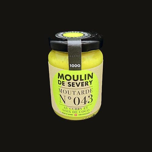 Moutarde Curry et Noix de Coco