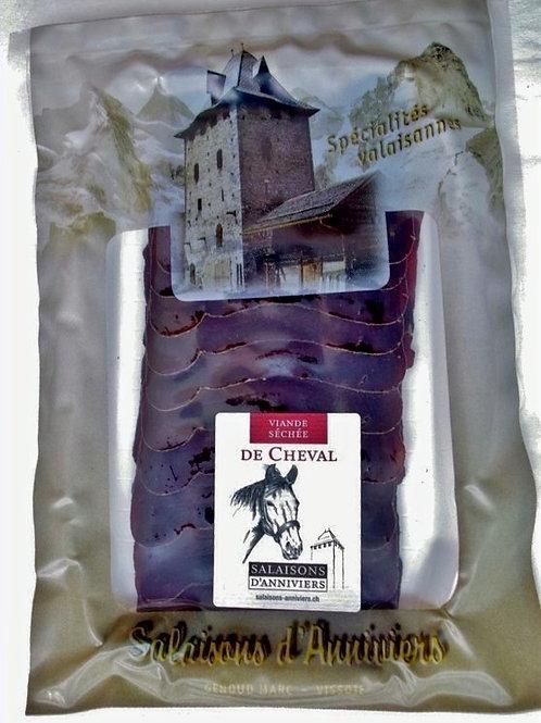 Viande séchée de cheval en barquette