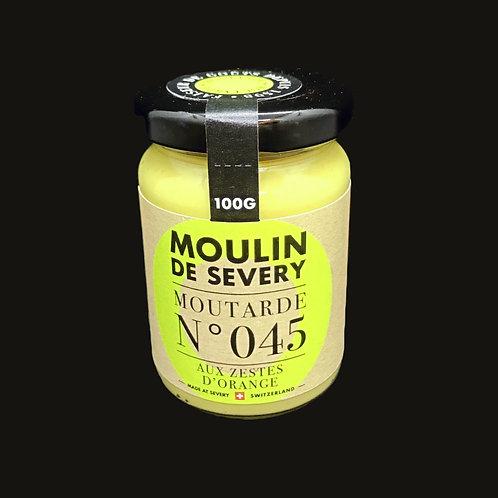 Moutarde aux Zestes d'Orange