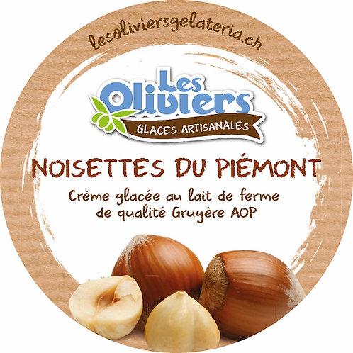 Glace Noisette du Piémont