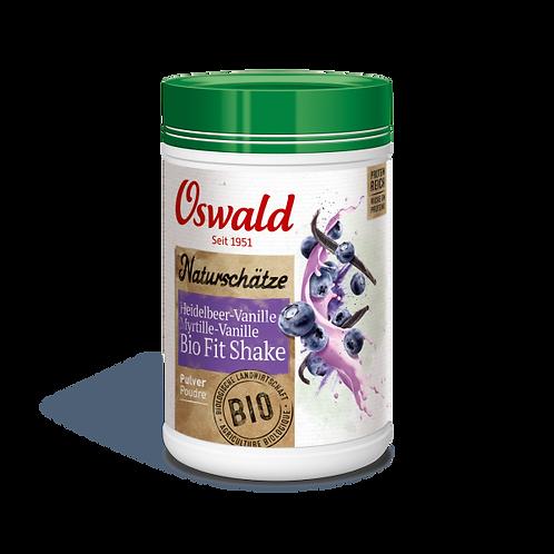 Bio Fit Shake myrtille-vanille Trésors de la Nature