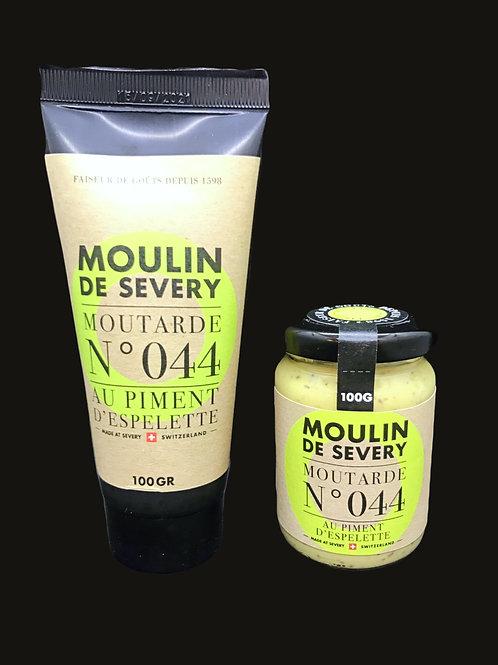 Moutarde aux Piments d'Espelette