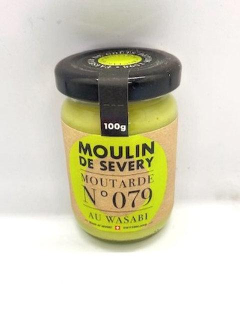 Moutarde au wasabi