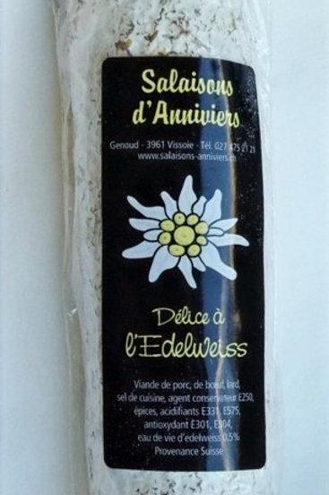 Délice à l'Edelweiss