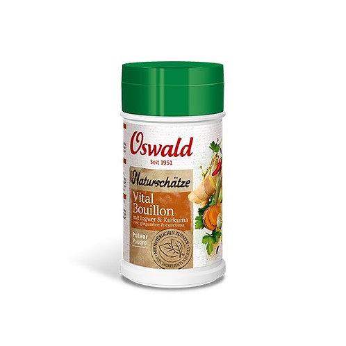 Vital bouillon avec du gingembre et du curcuma Trésors de la Nature