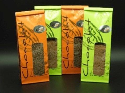 Les Chocolats Râpés & Cacaos