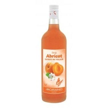 Sirop Abricot Luizet du Valais