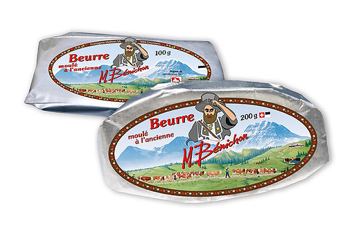 """Beurre au sel """"Fleurs des Alpes"""""""