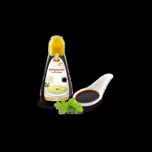 Condiment liquide
