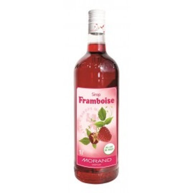 Sirop Framboise pur jus