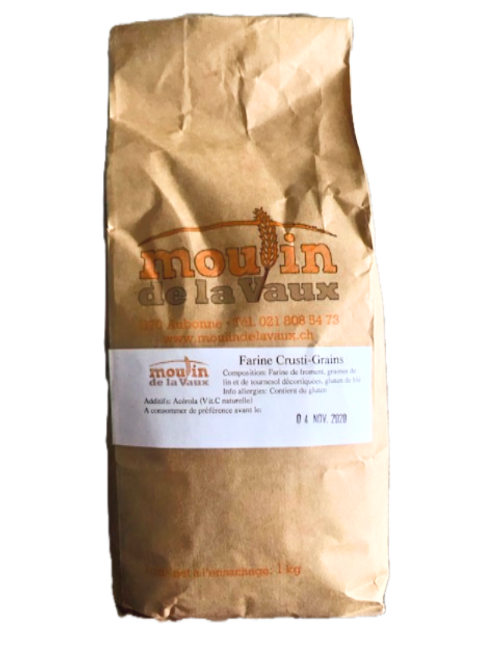 Farine Crusti-grains