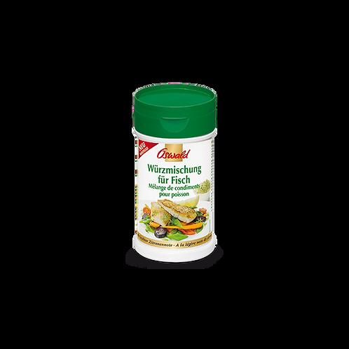 Mélange de condiments pour poisson