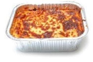 Lasagne barquette