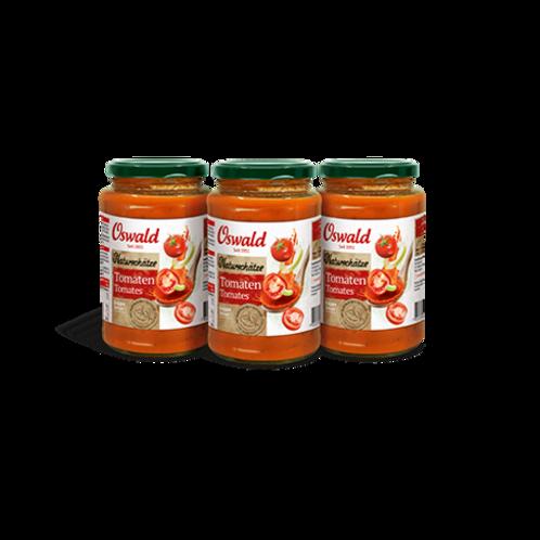 Soupe liquide à la tomate Trésors de la Nature (lot de 3)