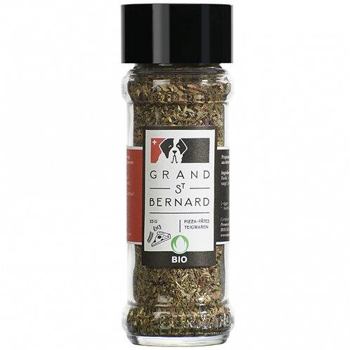 Assaisonnement aux herbes aromatiques BIO pour pizza
