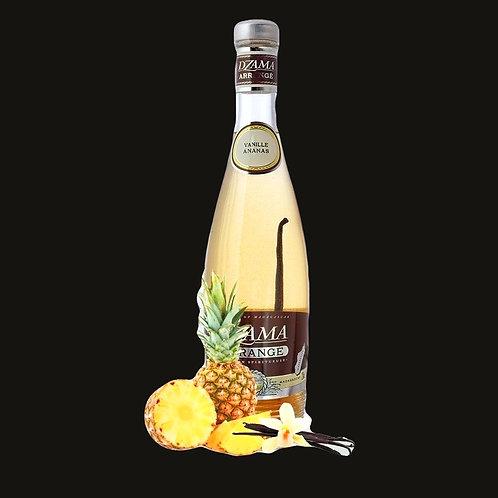 Rhum arrangé Vanille-Ananas