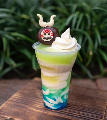 Kakamora Float. Foto: Disney