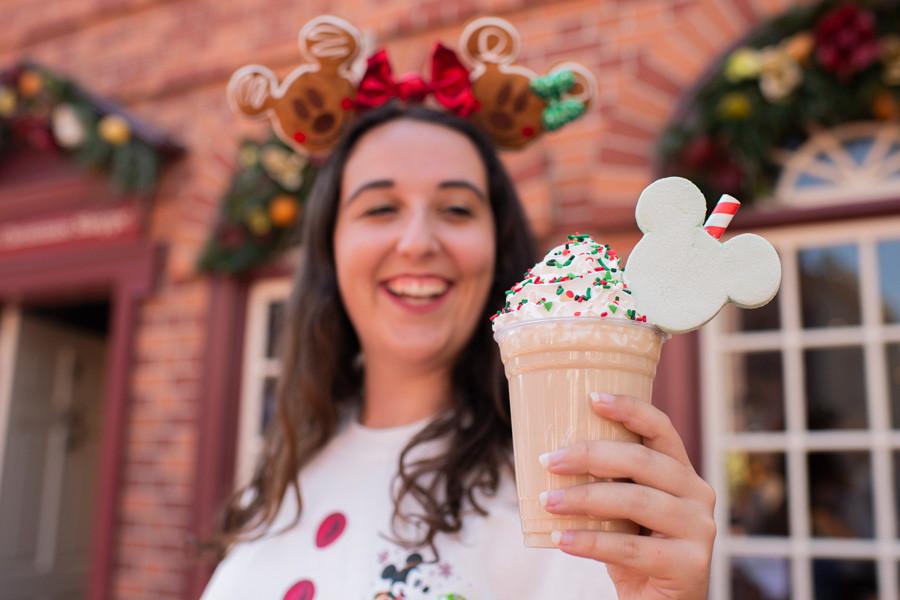 Christmas Cookie Milkshake. Foto: Disney