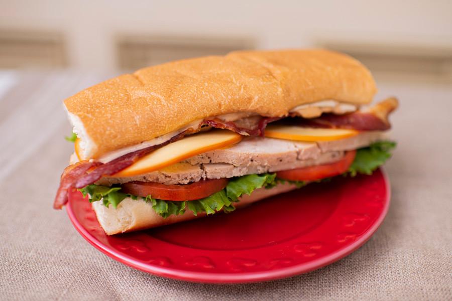 Carved Turkey Sandwich. Foto: Disney