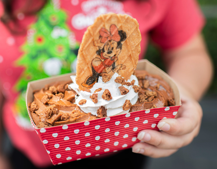 Gingerbread Sundae. Foto: Disney