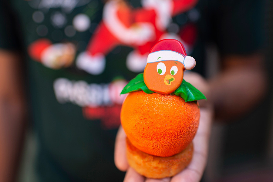 An Orange Bird Christmas. Foto: Disney