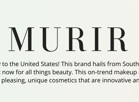 K-Beauty Brand murir - Now available at kooding.com