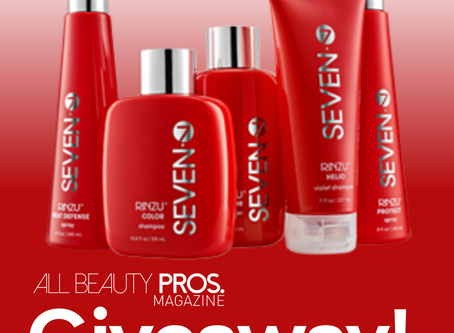 Seven Haircare RINZU GIVEAWAY