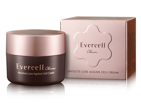 Treat your skin on a cellular level with evercell
